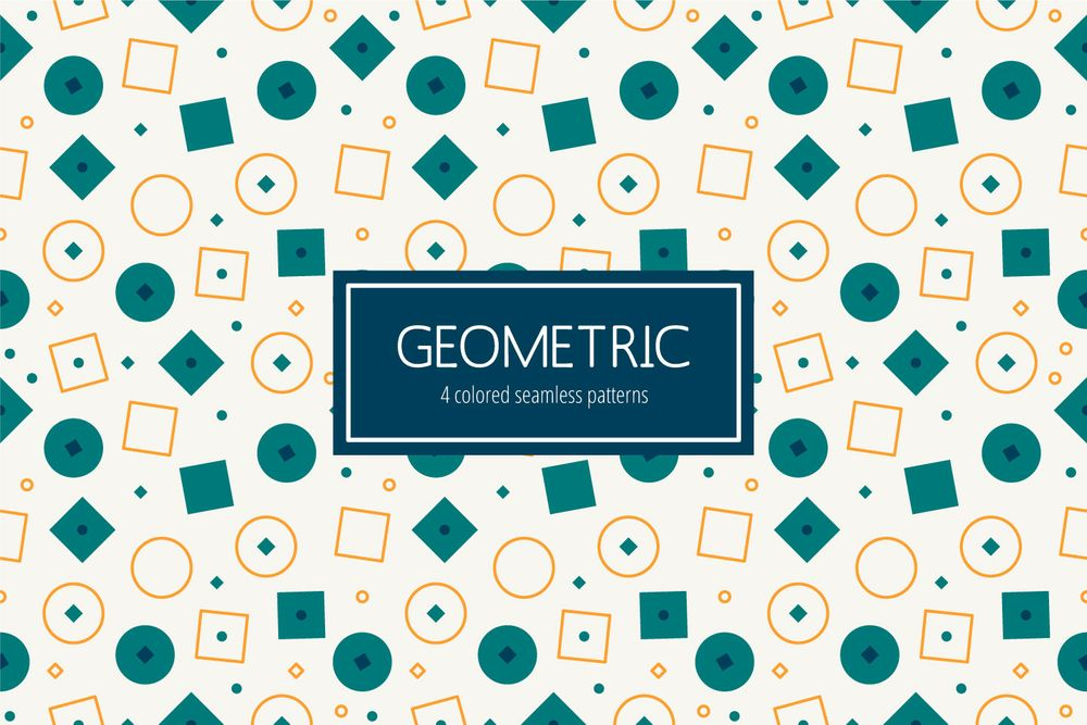 free-geometric-vector-pattern