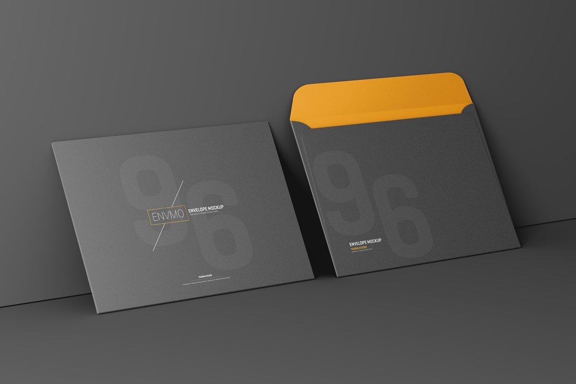 Envelope-Mockup-6×9-Inch