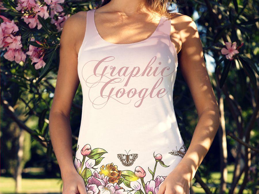 Free-Beautiful-Girl-Wearing-Vest-Mock-up-Psd2