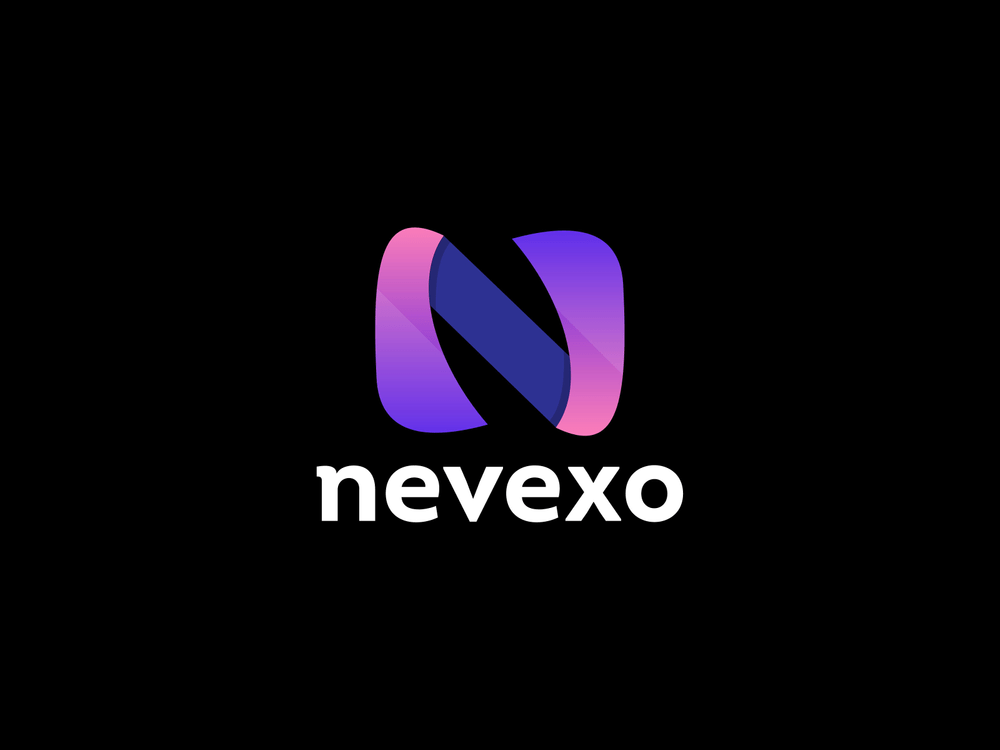Nevexo Logo Design