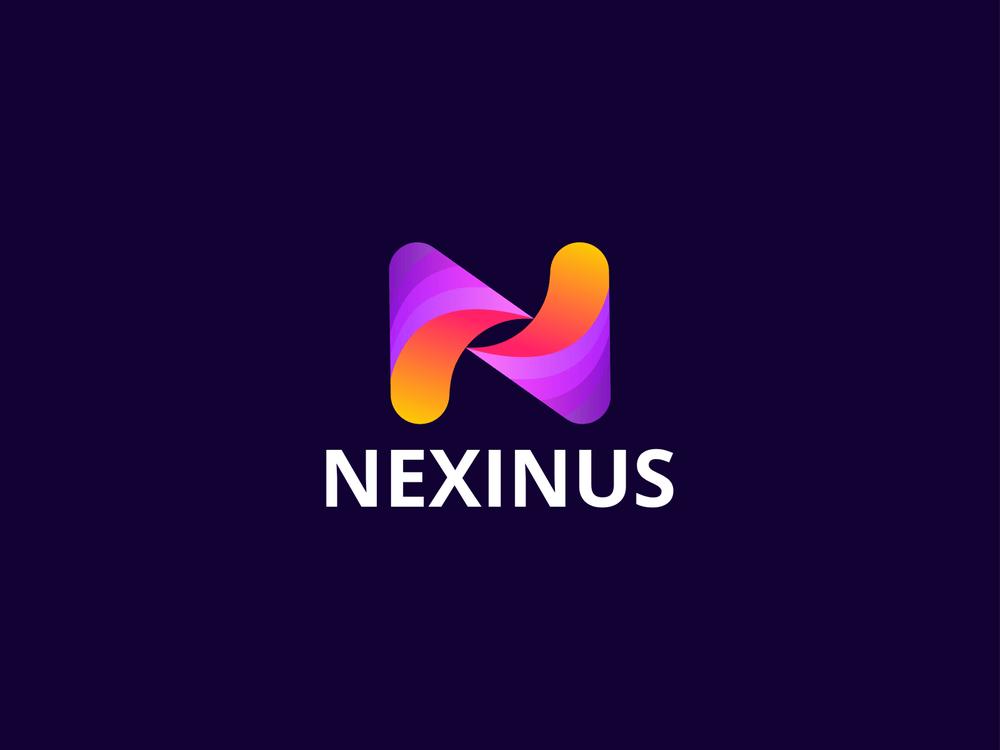 Nexinus Logo Design