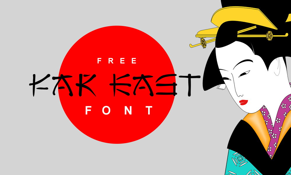 far-east-free-font