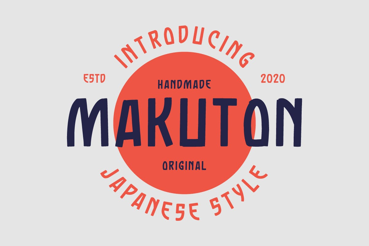 makuton-japanese-vintage-typeface
