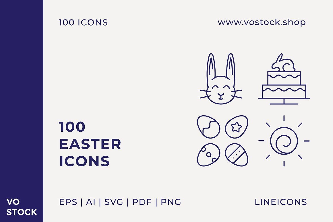 100-Easter-icons