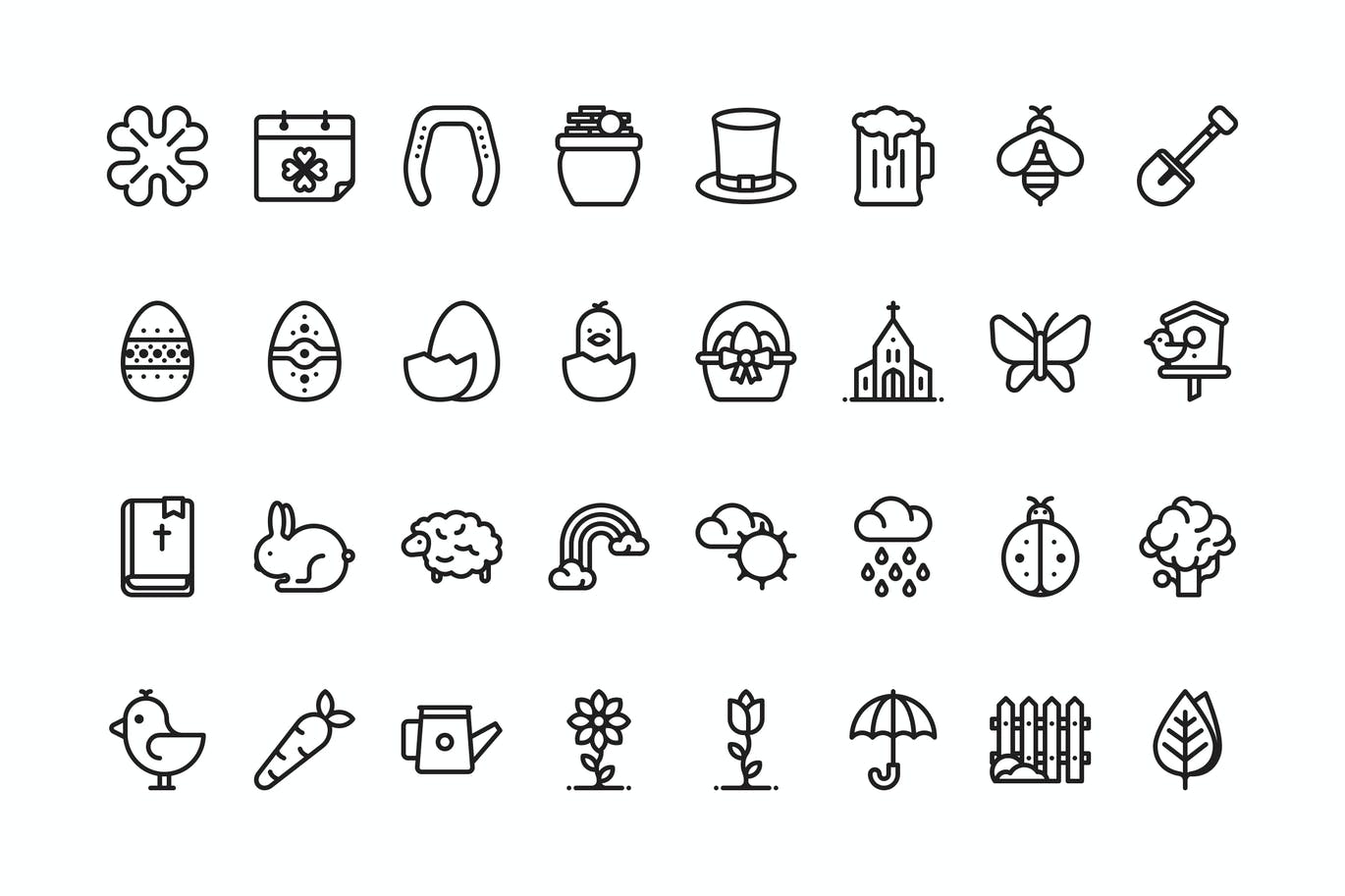 32-spring-icons