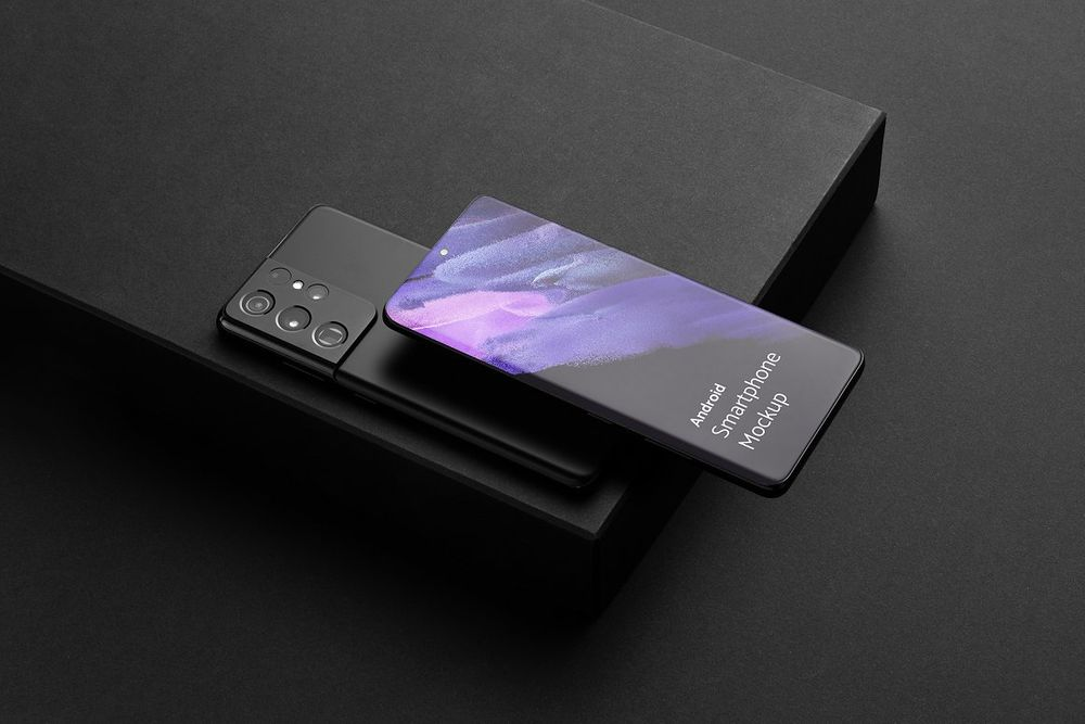 Android-Smartphone-Mockup
