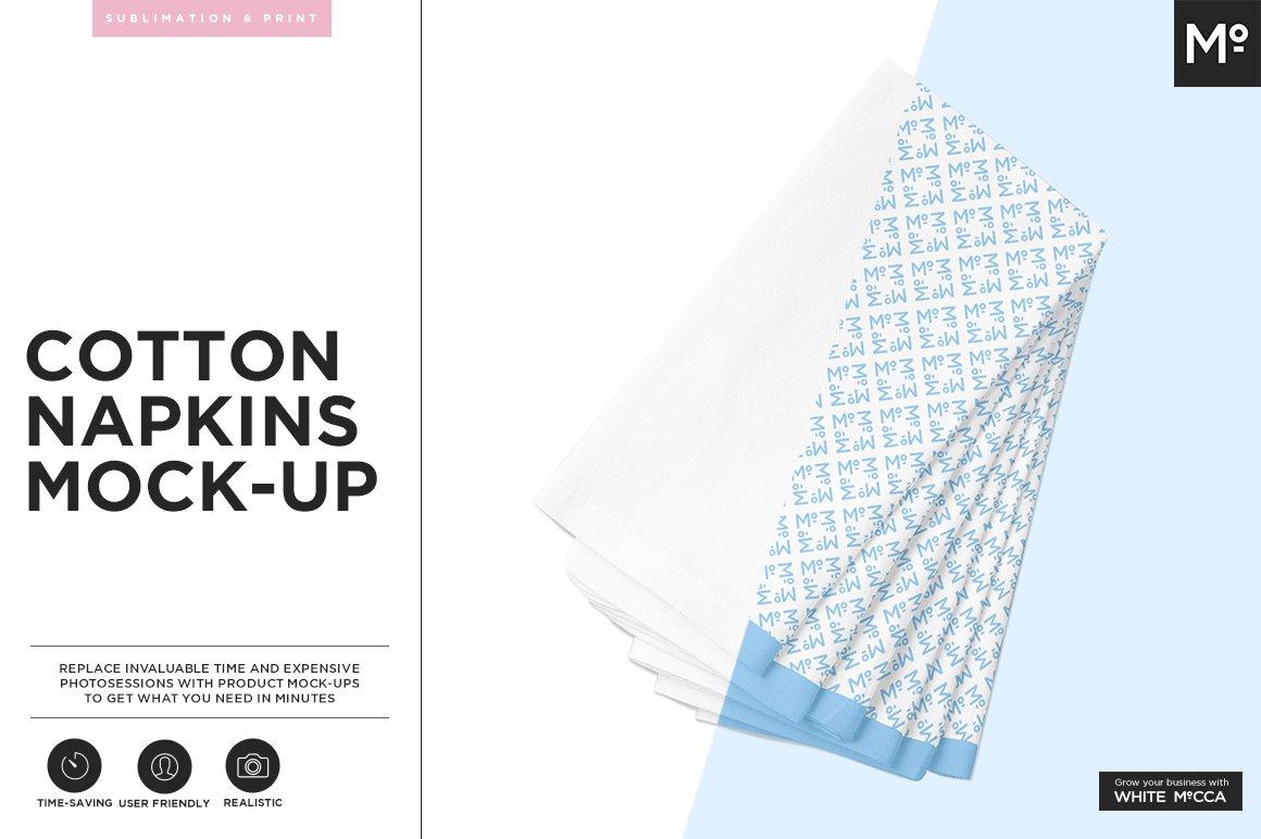 Cotton-Napkin-Mock-up