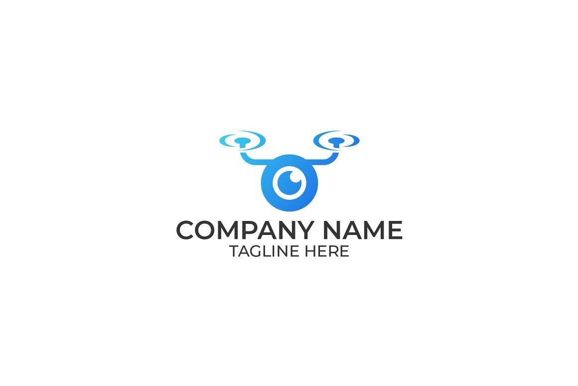 Drone-Logo-Design