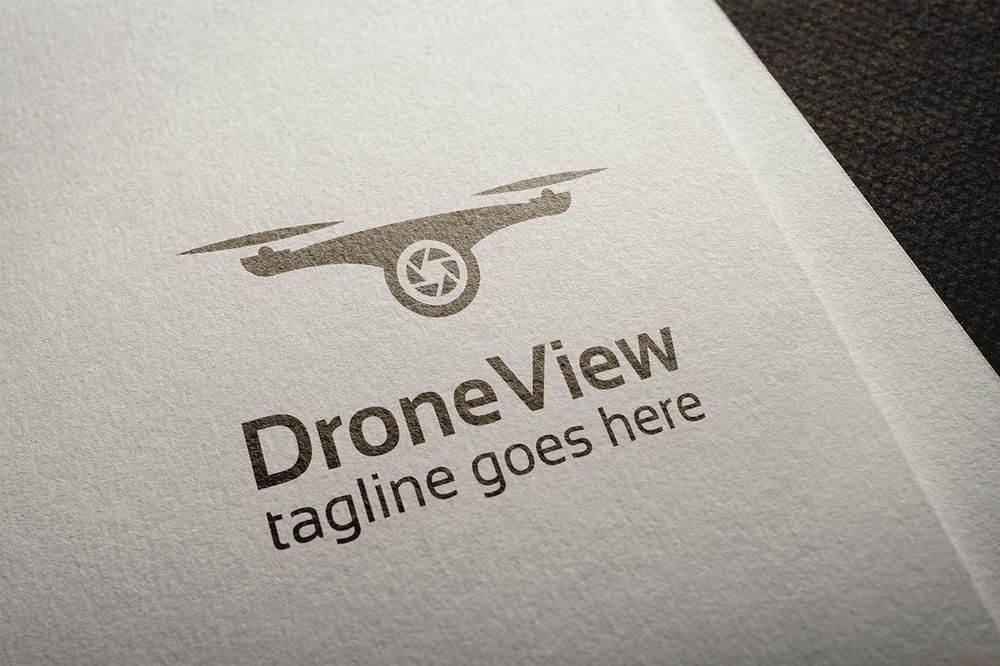 DroneView-Logo
