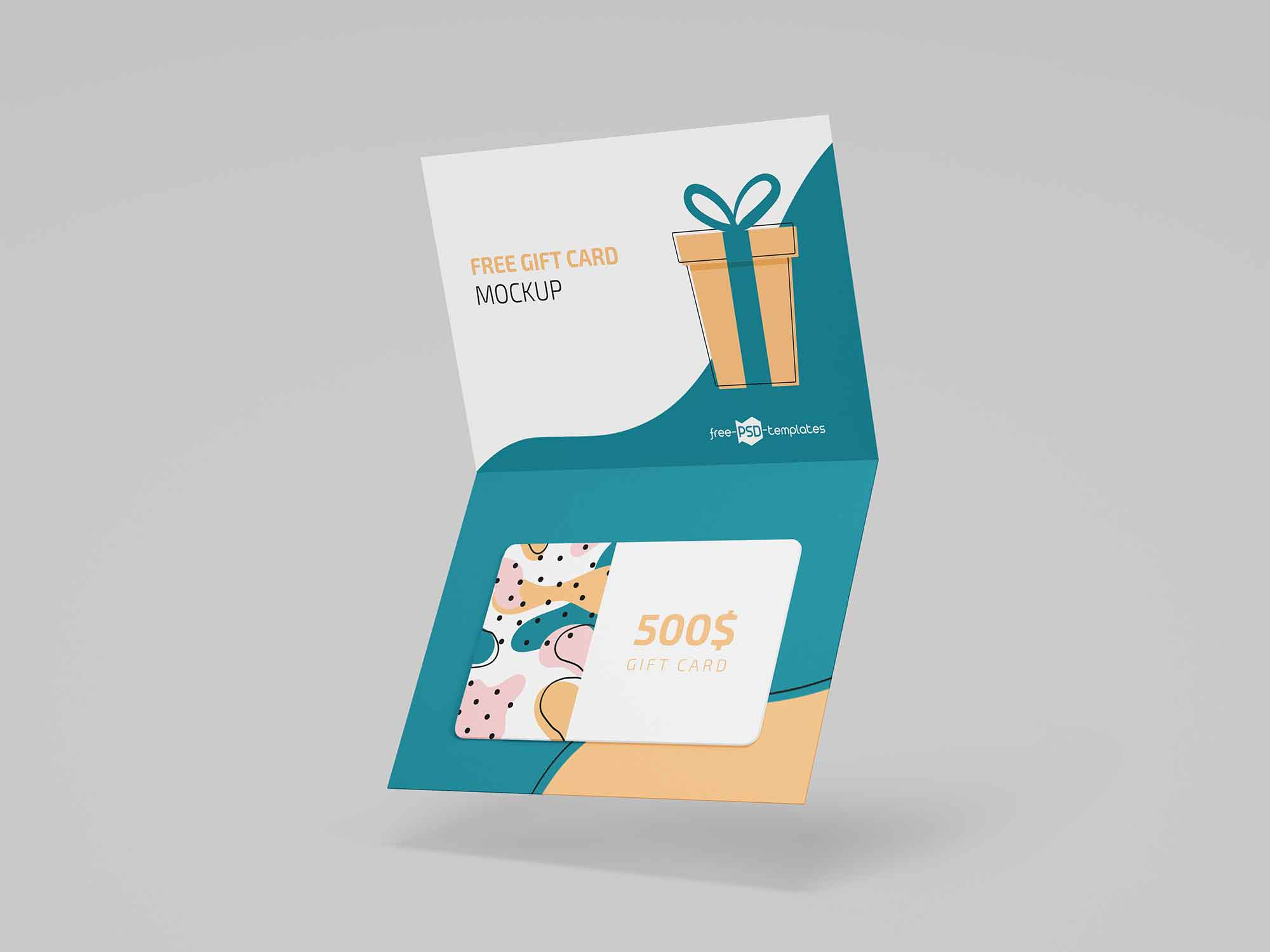 Floating-Gift-Card-Mockup