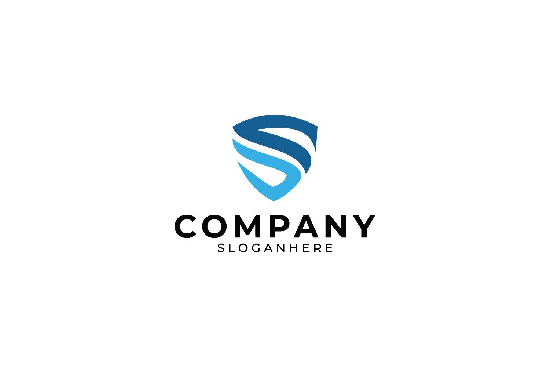 Letter-S-Shield-Logo