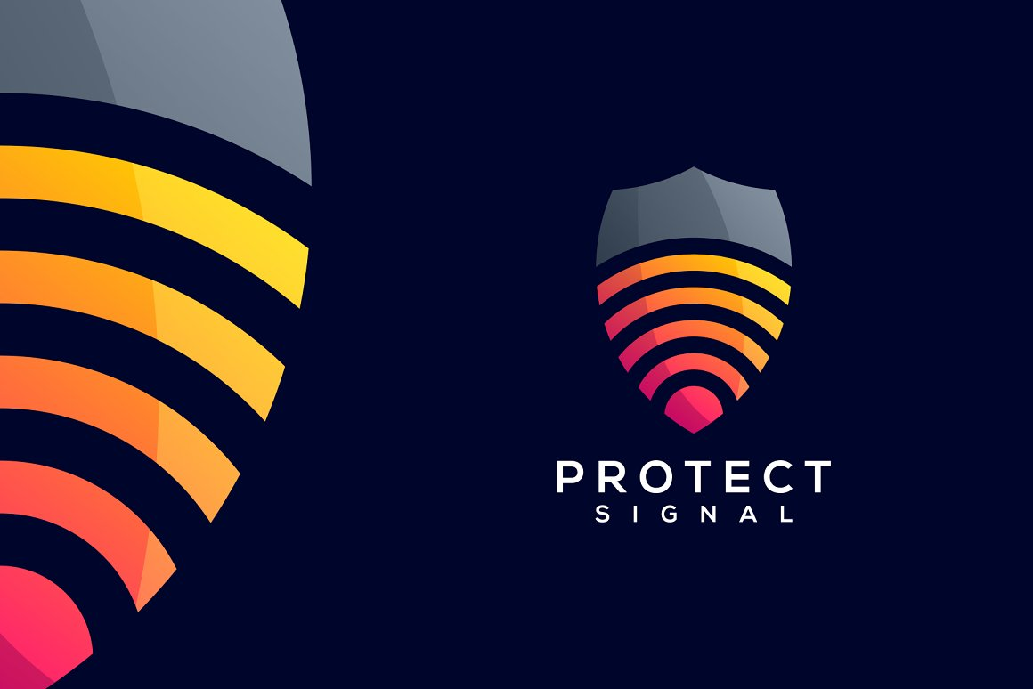 Protect-Signal-Logo