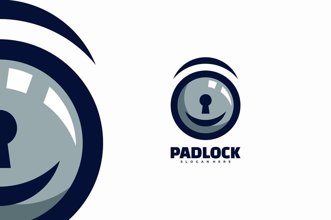 Simple-Padlock-Logo