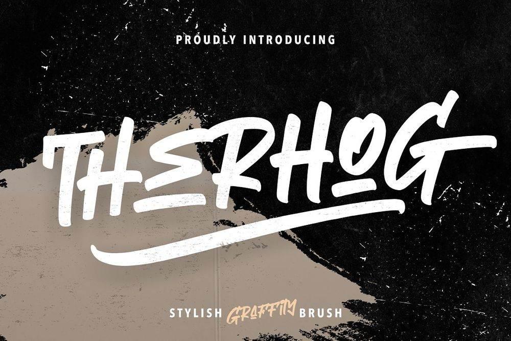 Therhog-Graffiti-Brush
