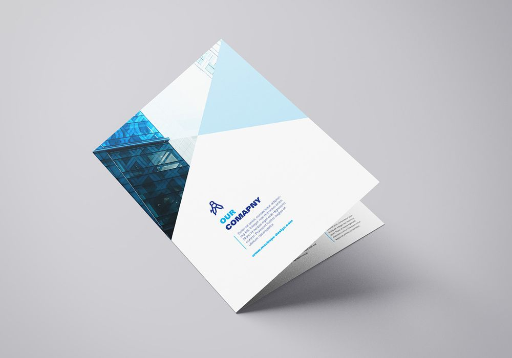 free-a4-bifold-leaflet-mockup
