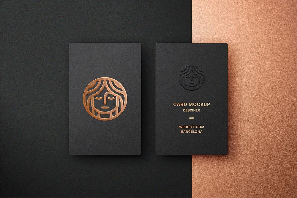 free-foil-embossing-business-card-mockup