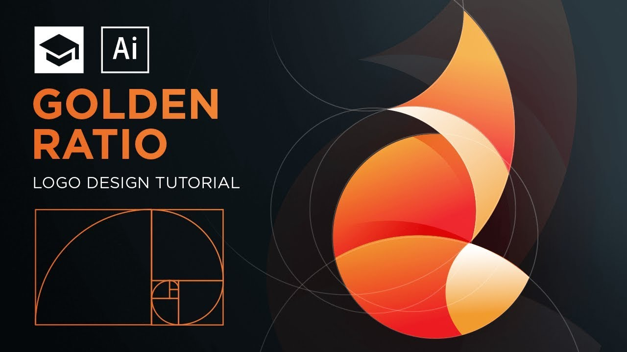 how-to-design-a-logo-with-golden-ration-in-adobe-illustrator-tutorial