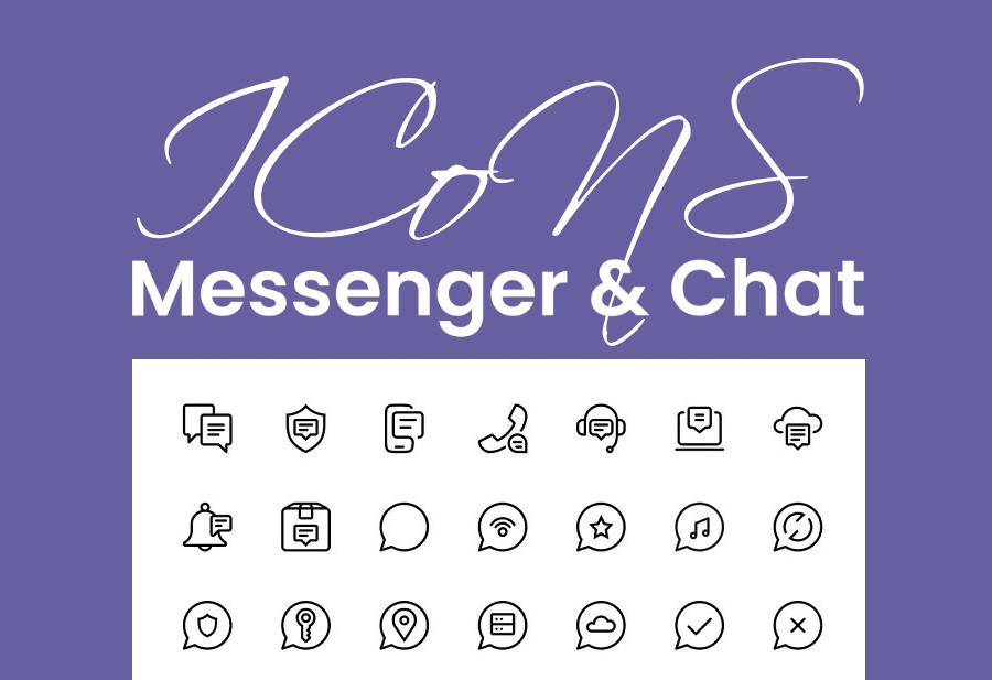 messenger-and-chat-icons-cover