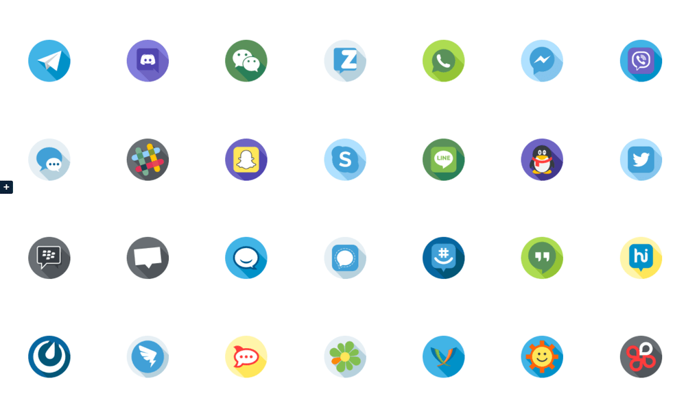 messenger-icons