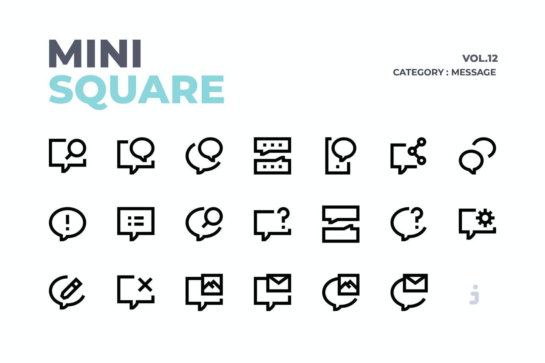 mini-square-60-message-icons