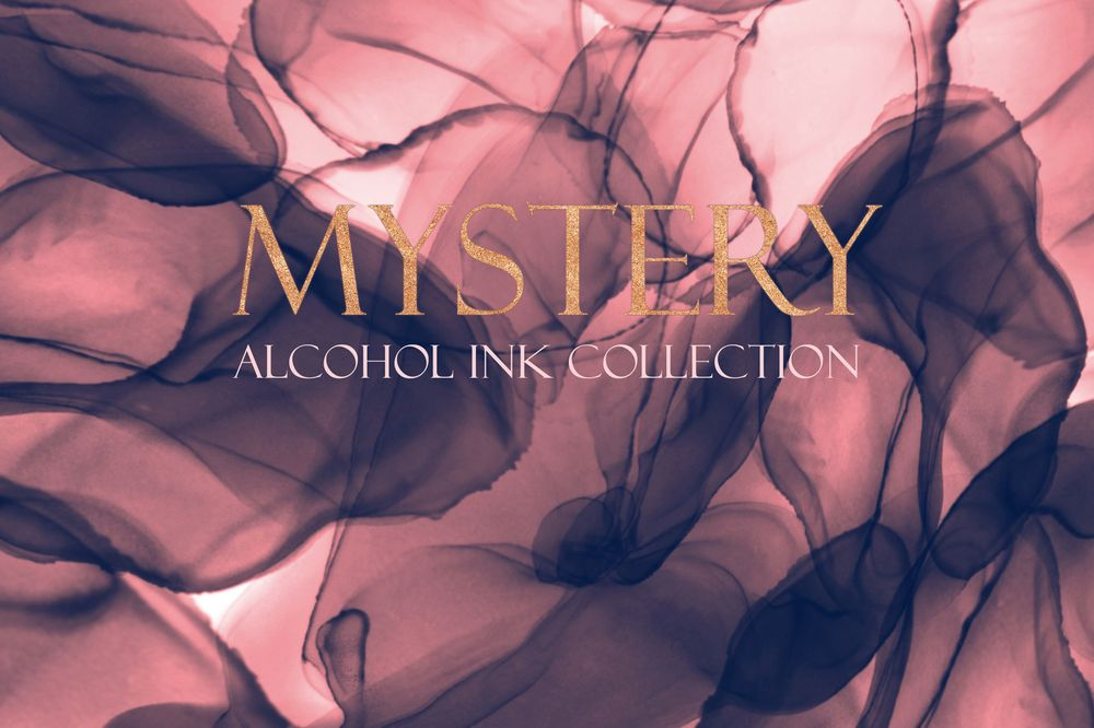 mystery-alcohol-ink-collection