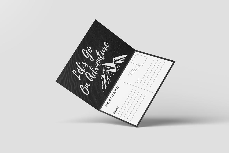 realistic-fold-postcard-mockup