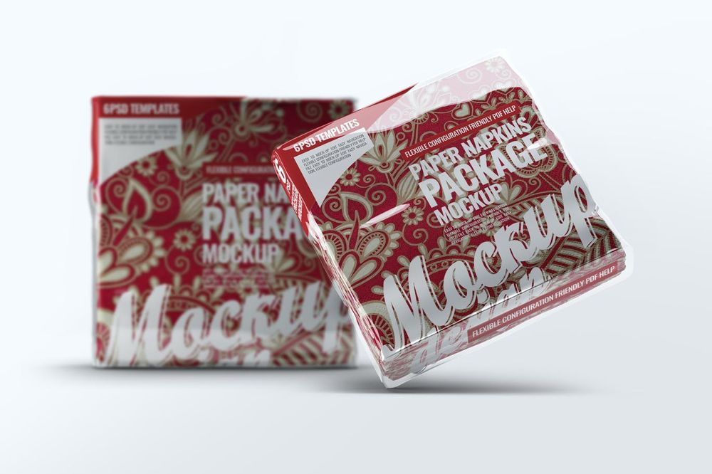 square-paper-napkins-mock-up