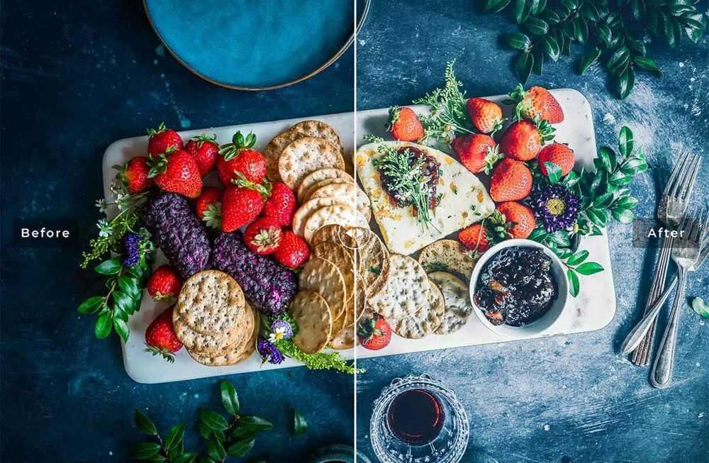 vibrant-food-photography-lightroom-preset