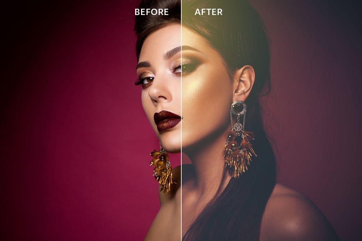 24-Color-Grading-Photoshop-Action