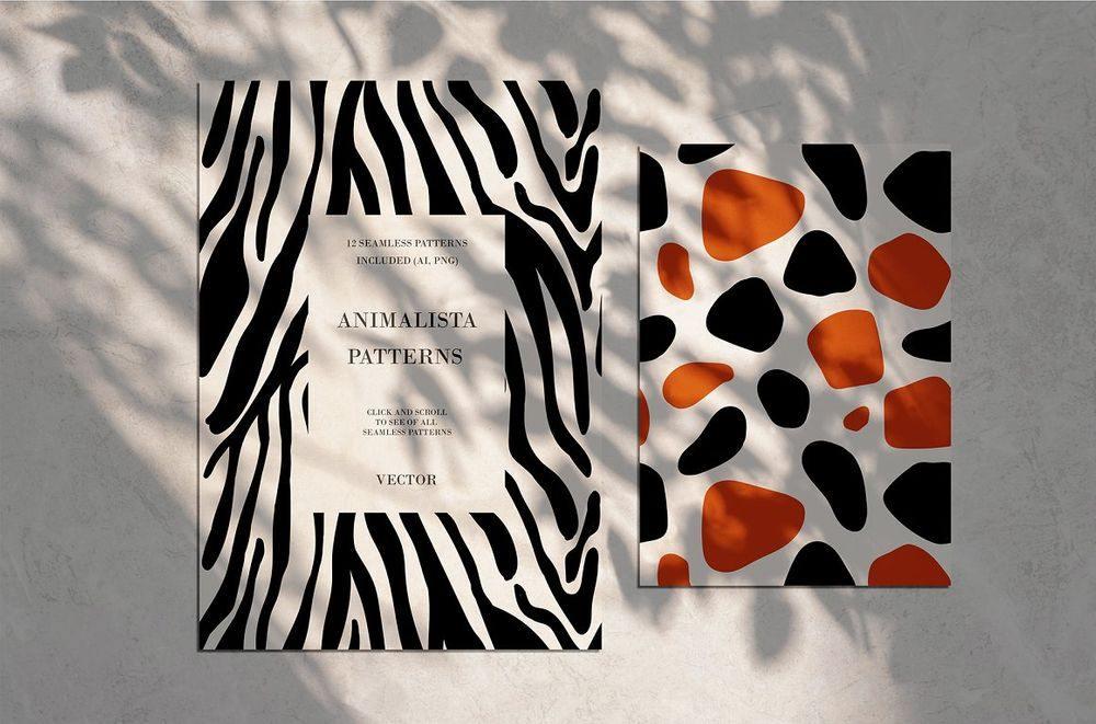 Animalista-patterns-collection