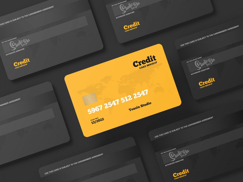 Credit-Cards-Gift-Cards-Free-Mockup