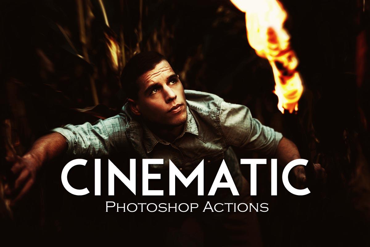 Free-Cinematic-Photoshop-Actions