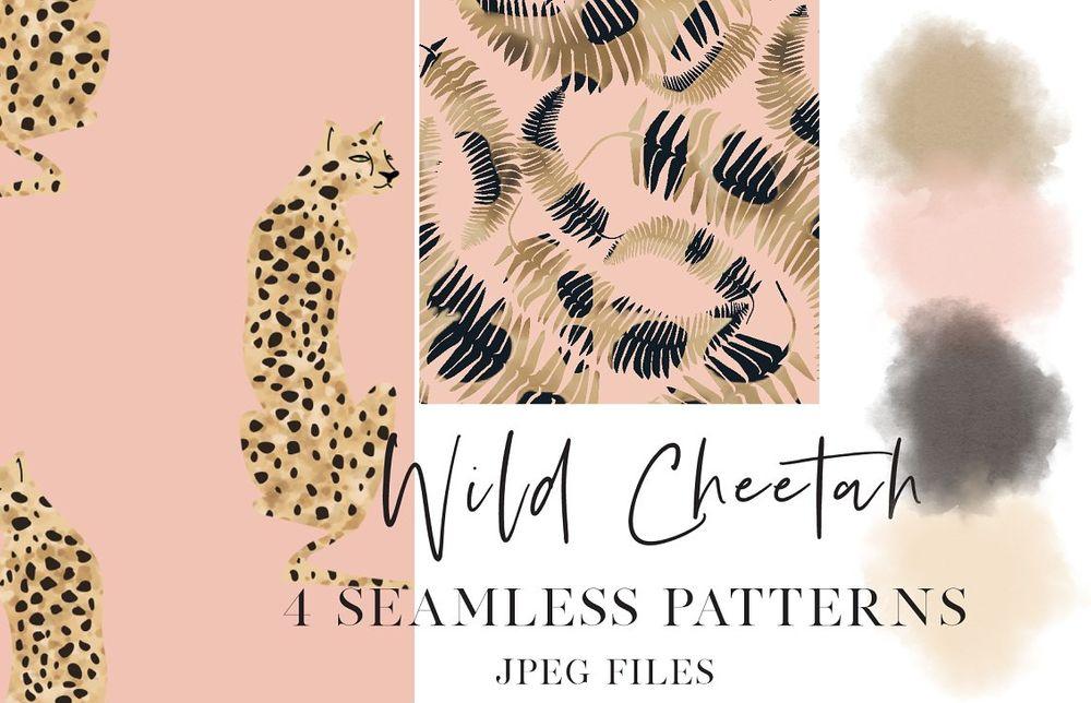 Wild-Cheetah-Seamless-Pattern-Group