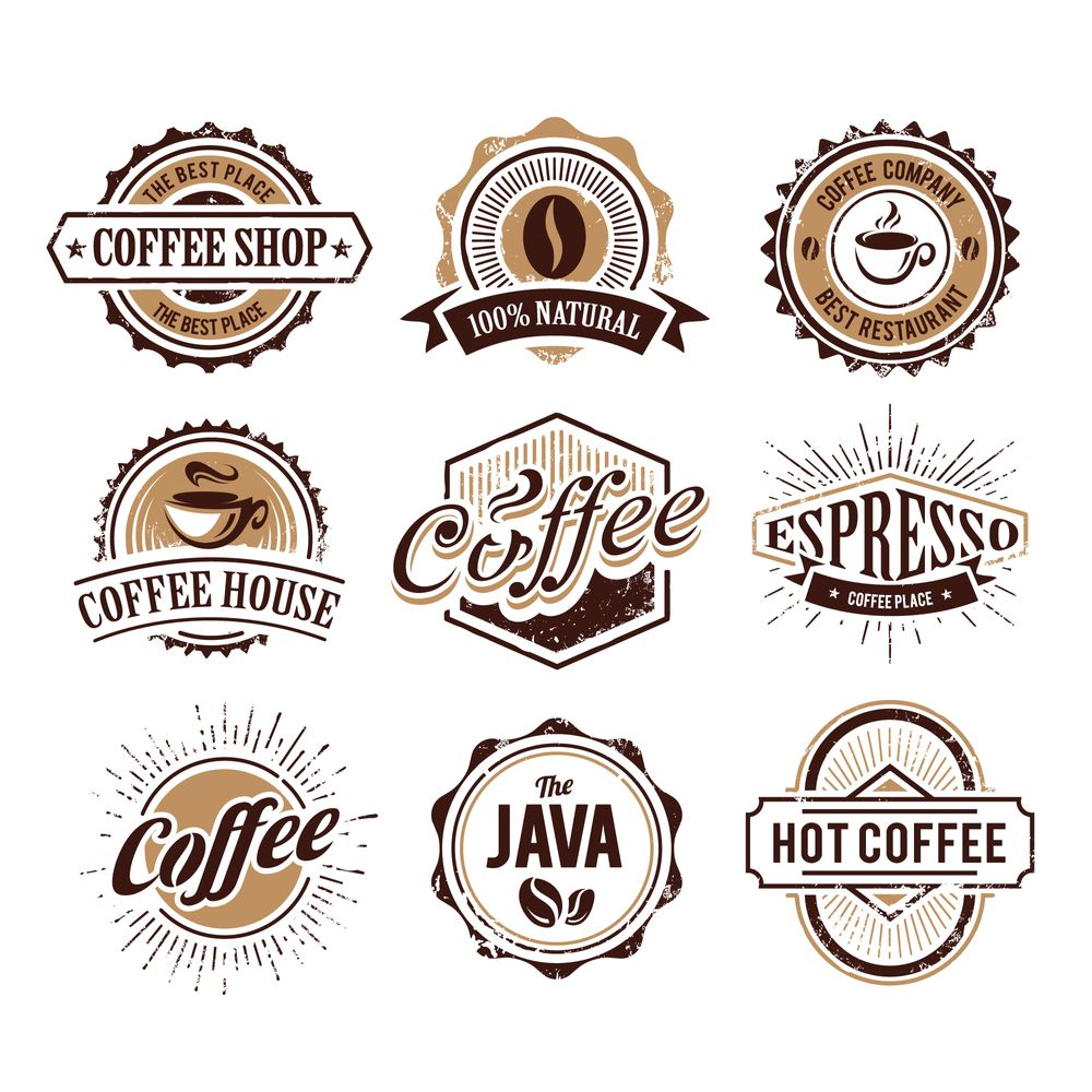 coffee-logo-collection