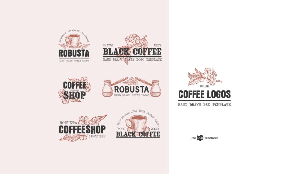 coffee-logo-set
