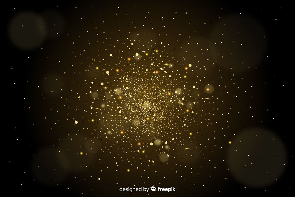 free-particle-background