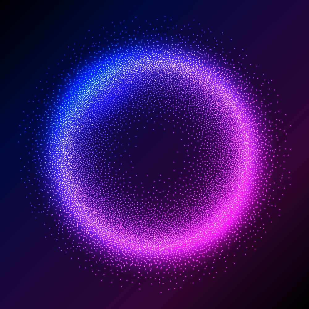 glowing-particles-background
