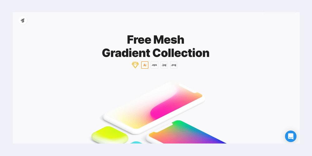 mesh-gradients