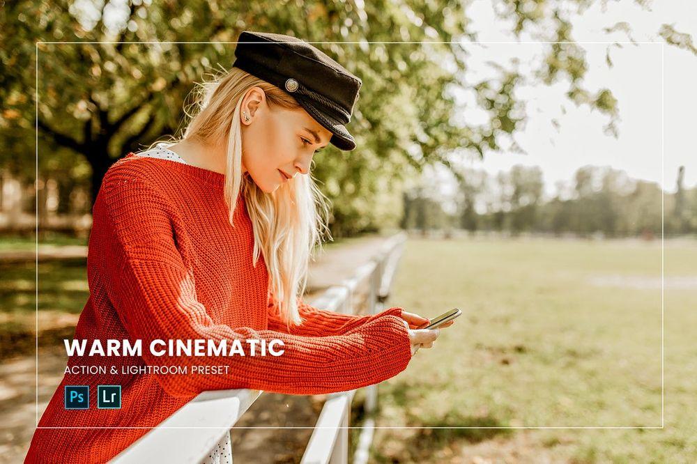 warm-cinematic-action