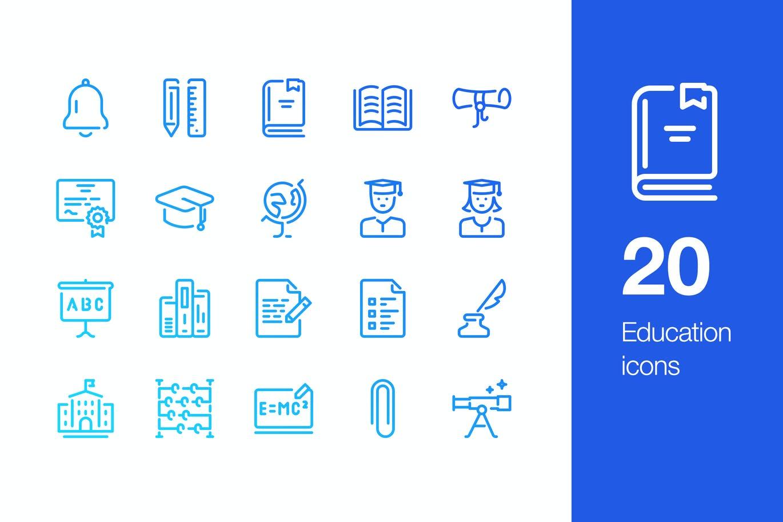 20-education-icons