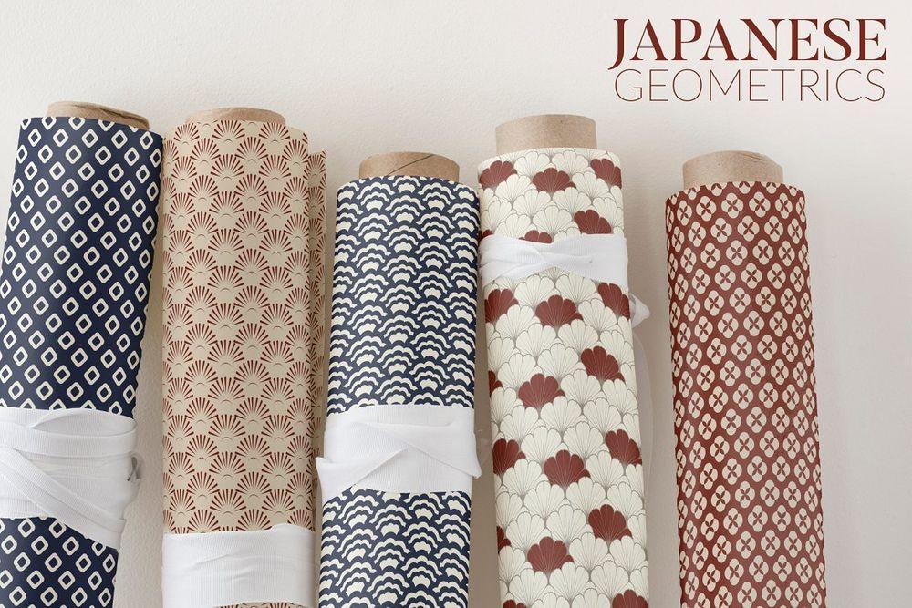 Japanese-Geometrics