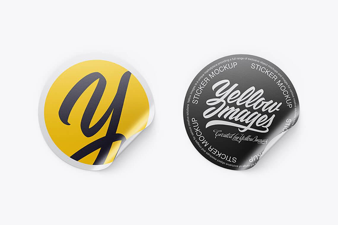 Textured-Round-Sticker-Mockup1