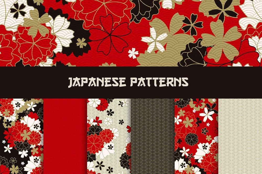 apanese-Patterns-Collection
