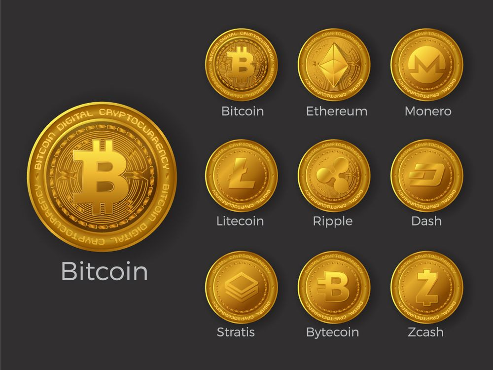 cryptocurrency-sign-icons