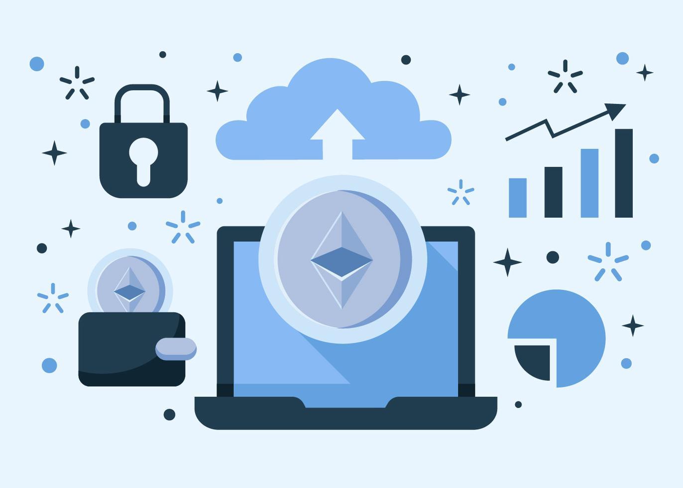 etherum-cryptocurrency-vector