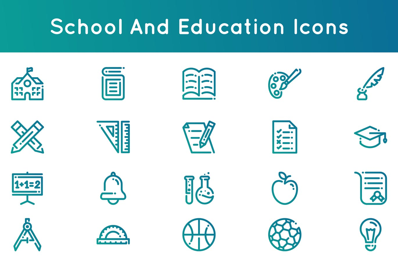 school-and-education-icons