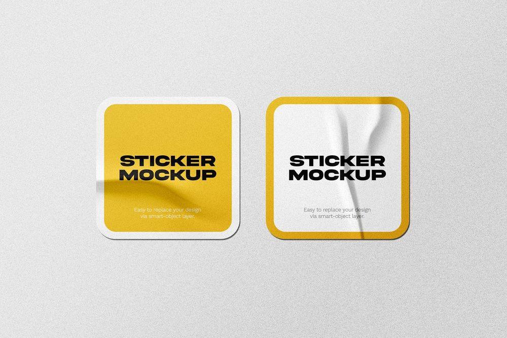 square-sticker-mockup