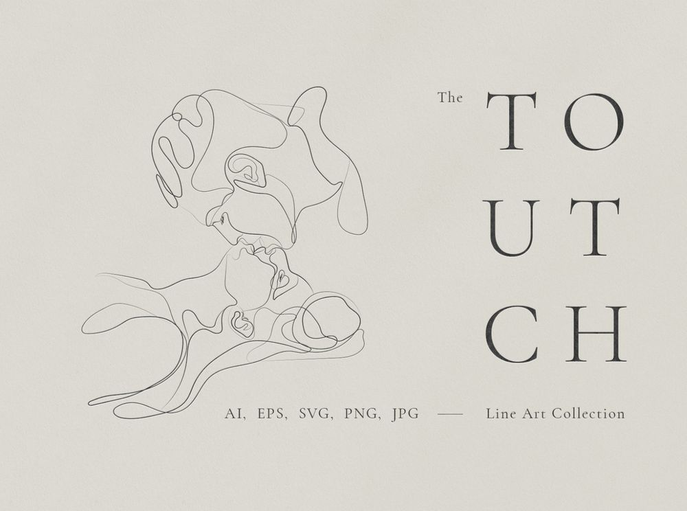 the-touch-line-art-collection