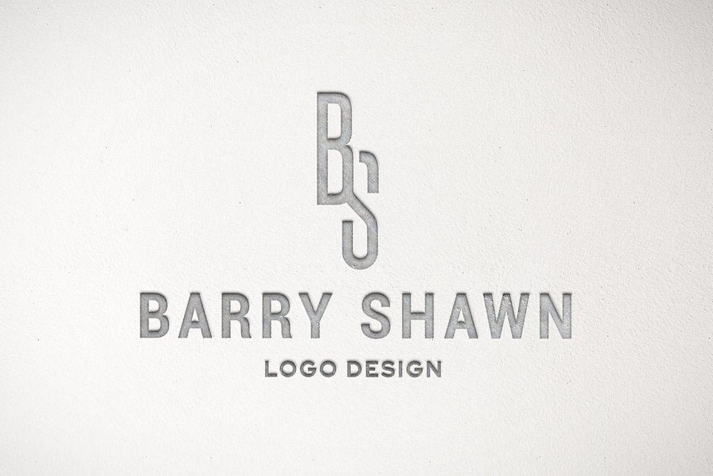 B-S-Letter-Logo-BS-Monogram-Symbol