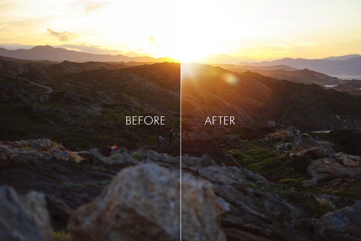 Golden-Hour-Sunlight-Overlay
